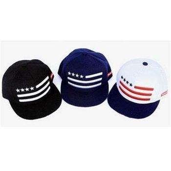 【米蘭精品】鴨舌帽棒球帽正韓時尚星星款遮陽帽子56g62