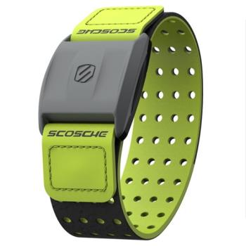 Scosche Rhythm+ 手臂式心跳帶 - 綠色