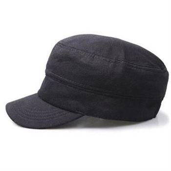 【米蘭精品】軍帽遮陽帽戶外休閒純色簡約流行男女帽子71k67