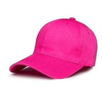 【米蘭精品】棒球帽運動帽戶外遮陽純色簡約百搭男女帽子71k1