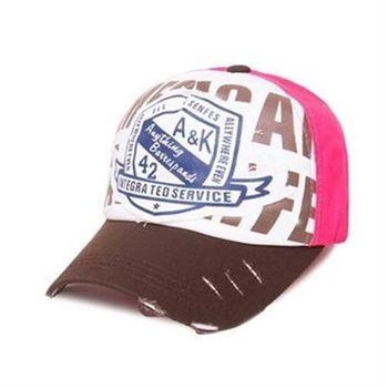 【米蘭精品】棒球帽運動帽戶外遮陽韓版時尚塗鴉男女帽子71k3