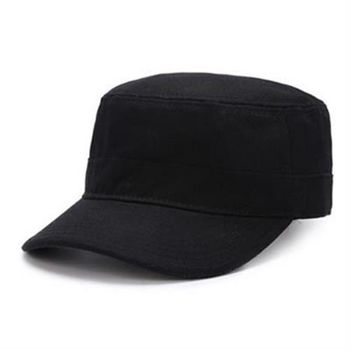 【米蘭精品】軍帽遮陽帽純色簡約百搭戶外流行男女帽子71k64