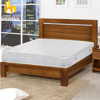 ASSARI-超透氣飯店專用日式三線蜂巢獨立筒床墊(雙人5尺)