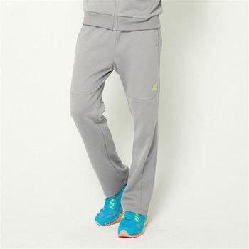【美國 AIRWALK】舒適休閒針織長褲 -男 -灰