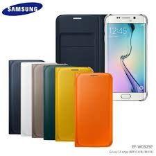 Samsung Galaxy S6 edge 原廠翻頁式皮套