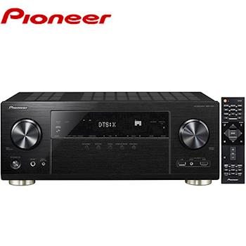 送好禮《PIONEER先鋒》7.2聲道 AV環繞擴大機 VSX-1131-B