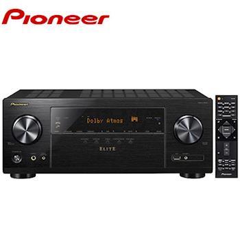 送好禮《PIONEER先鋒》7.2聲道 AV環繞擴大機 VSX-LX101-B