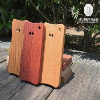 【iFUSHUN】HTC ONE M7原木手機殼