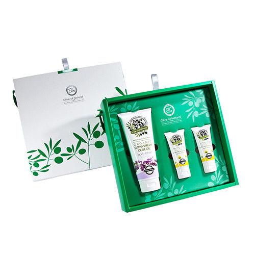(即期品)自然之丘-橄欖油身體保養組A組(中禮盒)