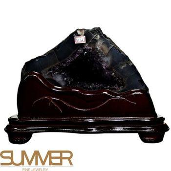 【SUMMER寶石】《10.3kg》巴西3A天然紫晶洞(pr12-08)