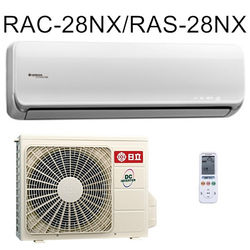 HITACHI日立4-6坪頂級型變頻冷暖氣RAC-28NX/RAS-28NX