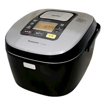買就送餐盒【Panasonic國際牌】6人份IH微電腦電子鍋 SR-HB104