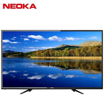 【NEOKA新禾】 40吋Full HD LED抗藍光液晶顯示器+視訊盒(40NS100)