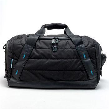 【Swissdigital】都會型男大容量商務旅行包-黑