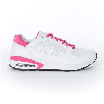 【美國 AIRWALK】輕量氣墊休閒鞋-女-共三色