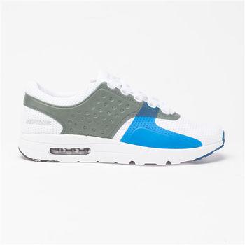 【美國 AIRWALK】清新配色氣墊運動鞋-男-深灰