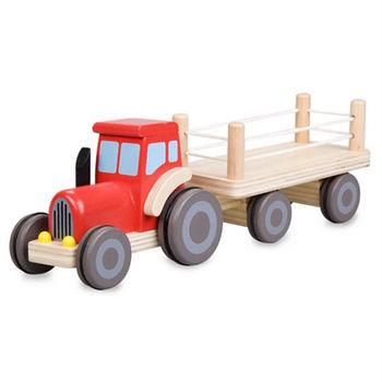 classic world 德國經典木玩客來喜 農場卡車