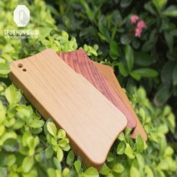 「iFUSHUN」HTC Desire 816 原木手機殼