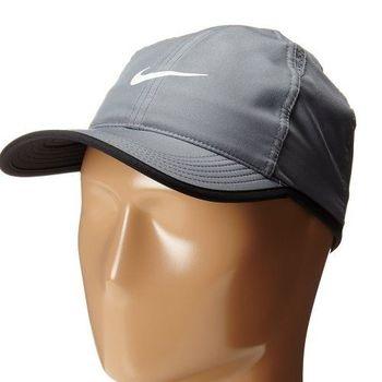 【Nike】2016男時尚Featherlight輕柔灰色帽子(預購)