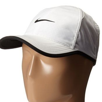 【Nike】2016男時尚Featherlight輕柔白色帽子(預購)