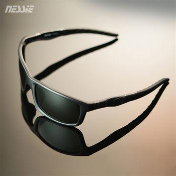 Nessie尼斯眼鏡 休閒偏光太陽眼鏡 - 蜘蛛人 經典時尚 大方框 防風 墨鏡 贈眼鏡盒 抗 UV 紫外線 防曬