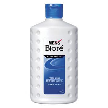 MENs Biore 男性專用麝香清新沐浴乳 麝香清新 750ml(5入)