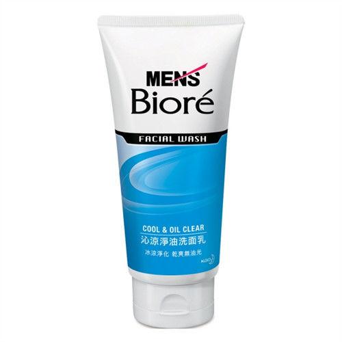 男性專用沁涼淨油洗面乳  100g (10入)
