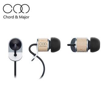 【Chord  Major】Major 6'13 人聲調性 木質耳道式耳機