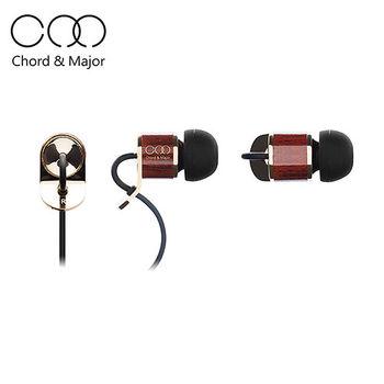 【Chord  Major】Major 9'13 古典樂調性木質耳道式耳機