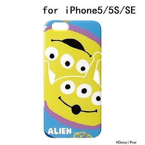 iJacket 迪士尼 iPhone SE/5/5s 大臉系列 軟式保護殼 - 三眼怪