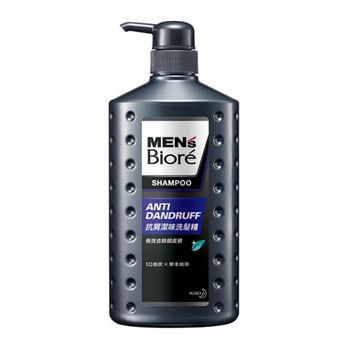 MENs Biore 男性專用抗屑潔味洗髮精 750ml(4入)