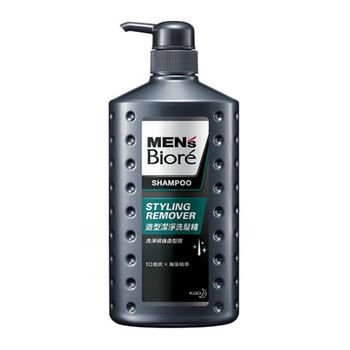 MENs Biore 男性專用造型潔淨洗髮精 750ml(4入)