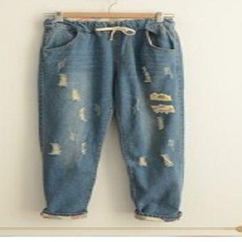 [協賀]破洞牛仔褲