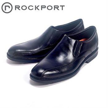 【Rockport】超輕量輕盈系列 / CITY SMART 紳士皮鞋男鞋-黑