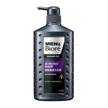 MENs Biore 男性專用健髮豐盈洗髮精 750ml(4入)