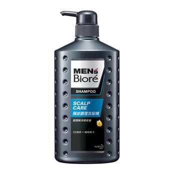 MENs Biore 男性專用頭皮調理洗髮精 750ml(4入)