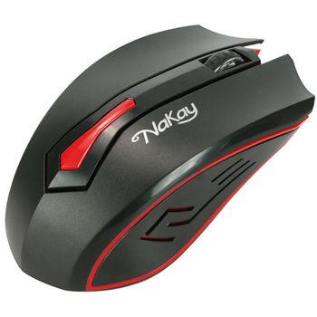 NAKAY光學靜音USB滑鼠(M-08)