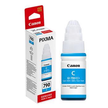 CANON GI-790C 原廠藍色墨水