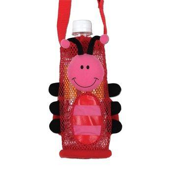 【Stephen Joseph】兒童造型水壺袋-瓢蟲