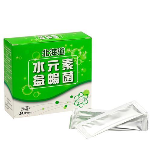 【裕強生技】北海道水元素益暢菌(30包/盒)