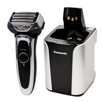 好禮送【Panasonic國際牌】旗艦型五刀頭音波水洗電鬍刀 ES-LV94
