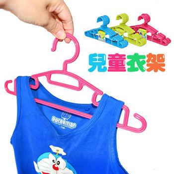 【將將好收納】兒童衣架-24入