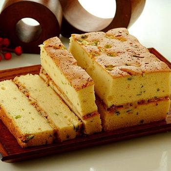 【貝利比魔法烘焙】桂夫人鹹蛋糕2盒(4吋/480g/盒)