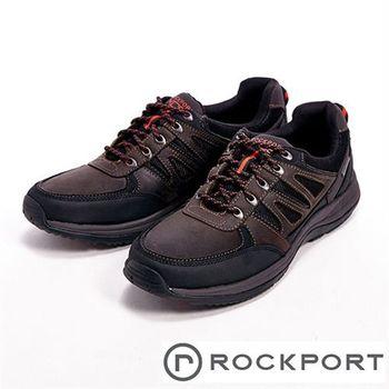 【Rockport】XCS URB GEAR WP 全防水系列休閒男鞋-深咖