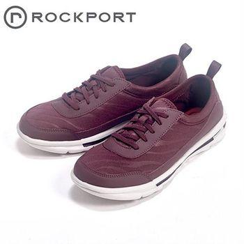【Rockport】城市玩家系列 / XCS ROCK ON AIR 可機水洗休閒女鞋-紫
