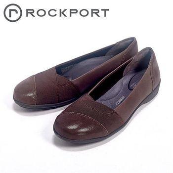 【Rockport】全方位動能系列 / TOTAL MOTION NEA 舒適休閒女鞋-咖