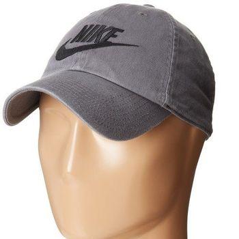 【Nike】2016男時尚水洗磨損傳承86深灰色帽子(預購)