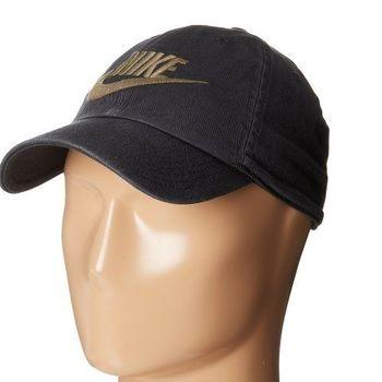 【Nike】2016男時尚水洗磨損傳承86黑色帽子(預購)