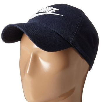【Nike】2016男時尚水洗磨損傳承86寶藍色帽子(預購)