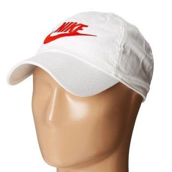 【Nike】2016男時尚水洗磨損傳承86白色帽子(預購)
